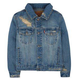 Levi's Big Boys' Classic Denim Jacket XL (13-15)
